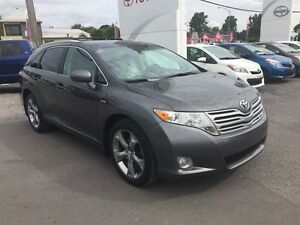 2010 Toyota Venza Base V6,DEM A DISTANCE,HITCH