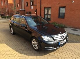 Mercedes-Benz C Class C200 Cdi Executive Se 2.1 5dr Estate