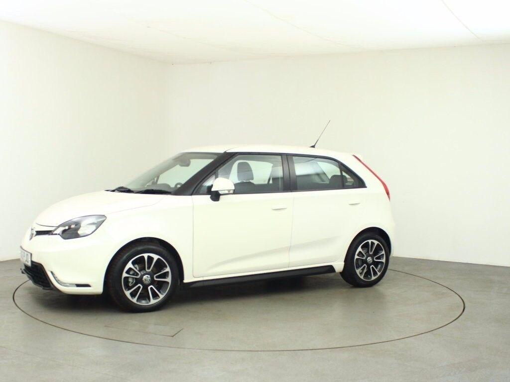 MG 3 3 STYLE VTI-TECH (white) 2016