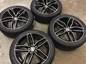 "18"" Audi Wheels and Performance All Season Tires 245/40ZR18 (Audi Cars) Calgary Alberta Preview"