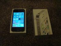 iphone 4s 16Gb in mint condition (Formally unlocked by Vodafone)