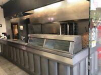 Restaurant/takeaway SHISHA business for sale