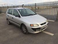 2002 Mitsubishi Space Star 1,3 litre 5dr