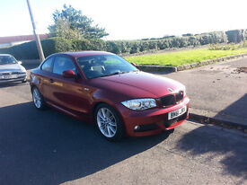 BMW 1 Series M Sport coupe 118D