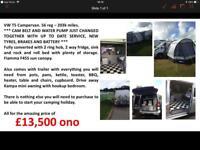 VW T5 Campervan *** NEW CAM BELT & WATER PUMP ***