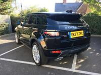 Land Rover Range Rover Evoque TD4 HSE DYNAMIC 2017-09-30
