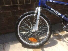 Titan Raider BMX Bike (High Tensile)