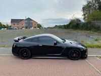 NISSAN R35 GT-R BLACK EDITION 3.8 V6 TWIN TURBO STAGE 5 1100BHP MAY SWAP-PX