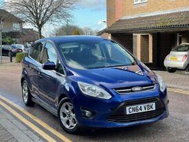image for Ford, C-MAX, MPV, 2014, Manual, 1560 (cc), 5 doors