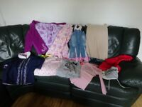 Girl clothes 5-6 year bundle 1