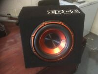 "Edge 750watt 10"" bass tube"