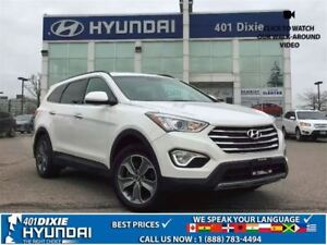 2016 Hyundai Santa Fe XL |ONE OWNER|HEATED SEATS|BLUETOOTH|