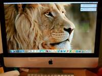 Apple IMac 21.5 inch 2.7GHz quad core i5. 8gb DDR3 SDRAM. 1TB hard drive