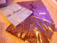 Selection of new ladies scarves/pashminas - see description for price