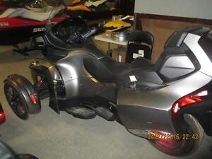2013 Can-Am CAN-AM SPYDER RT-S Cambridge Kitchener Area image 2