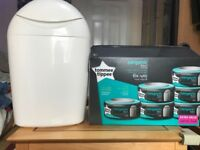 Tommee Tippee Sangenic Nappy Disposal System Starter Pack