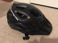 Mavic crossmax mtb helmet.