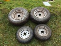 Tractor and Trailer Wheels - For Sale