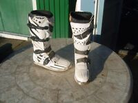 MOTOCROSS BOOTS size 7