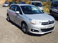 2013 Citroen C4 1.6 VTR PLUS HDI 5d ***one owner**full history**satnav**not a...