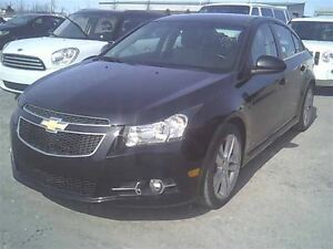2011 Chevrolet Cruze RS LT Turbo MAG JUPE AUTOMATIQUE 69776KM