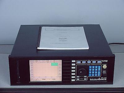 Burleigh Wa-7600 Multi-line Wavemeter 1270-1680 Nm Resolution 0.0001 Nm