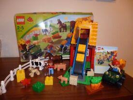 Duplo Farm Set 4975