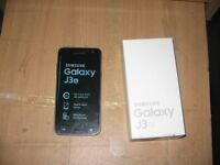 Brand New Samsung Galaxy J3 network EE