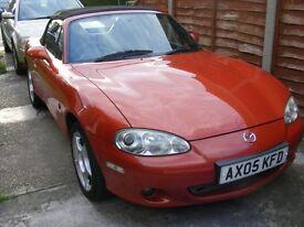Mazda MX5 Icon 2005
