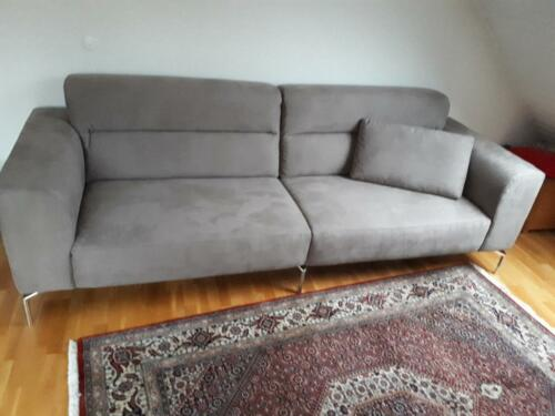 NEUES GROßES EXCLUSIVES LUXUS SOFA NACH MAß 100% made in Germany in ...