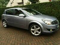 VAUXHALL ASTRA SRI 1.9 CDTI 2008 58'REG**FSH**FACELIFT**CHEAP TAX+INSURANCE**