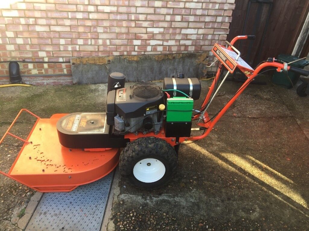 DR all-terrain mower, brush & field rough-cut, serviced, Kawasaki engine,  26 inch deck | in Woking, Surrey | Gumtree