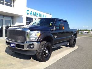 2015 Ford F-350 Lariat LOADED!