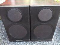 Mordaunt Short MS10 Hi-Fi Speakers