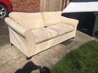 FREE ex M&S Large 3 Seater Sofa