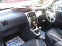 Hyundai TUCSON Ltd Edition CRTD,1991 cc 4x4,FSH,full leather interior,showroom condition,only 66k