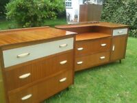 vintage wadrobe set
