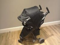 Isafe 3 wheeler buggy/pushchair/stroller in good condition