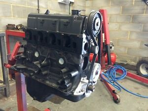 Ford pinto 2 litre standard engine with uprated Kent cam