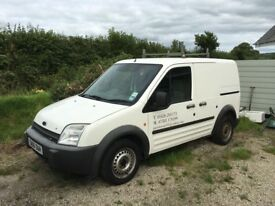 Ford Transit Connect - Now with new MOT!