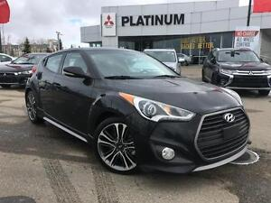 2016 Hyundai Veloster Turbo | Navigation, Leather Seats, Sunroof