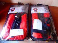auto inflate life jacket