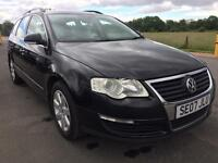 BARGAIN! Vw Passat estate, full years MOT ready to go