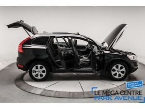 2013 Volvo XC60 3.2, AWD, CUIR, TOIT, MAGS, BANCS