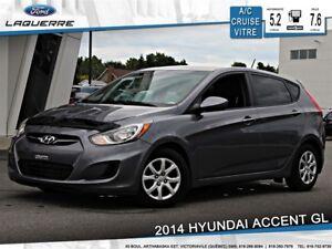 2014 Hyundai Accent GL **43$/SEM!!*BLUETOOTH*SIÈGES CHAUFFANTS*A