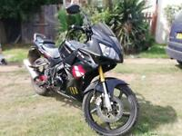125cc lexmoto xtrs I CAN DELIVER