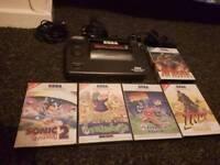 Sega Master System good condition