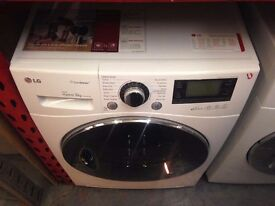 LG 9KG A++ HEAT PUMP / ECO HYBRID CONDESNSER SENSOR DRYER RECONDITIONED