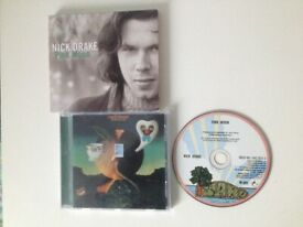 Nick Drake – Pink Moon (1972). In slip case. Very good condition.