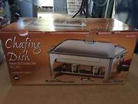 Chafing dish , brand new